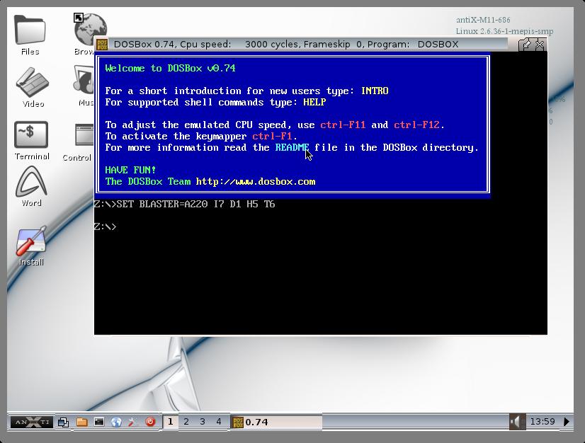 AntiX: Ein schlankes Debian-Derivat mit Fluxbox und IceWM – gambaru de