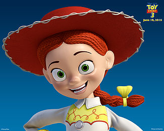 Jessie aus dem Film Toy Story