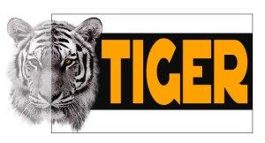 Das Logo von Tiger