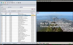 Mediathekview3 mit Debian und VLC