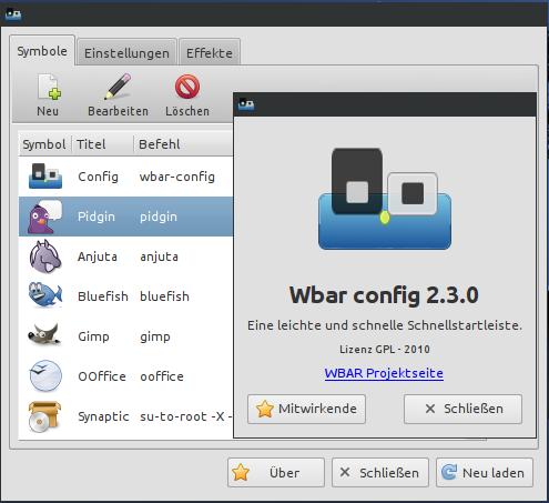 wbar-config 2.3.0