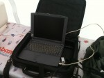 Toshiba Portege 3110CT Weihnachtsmarkt 2012
