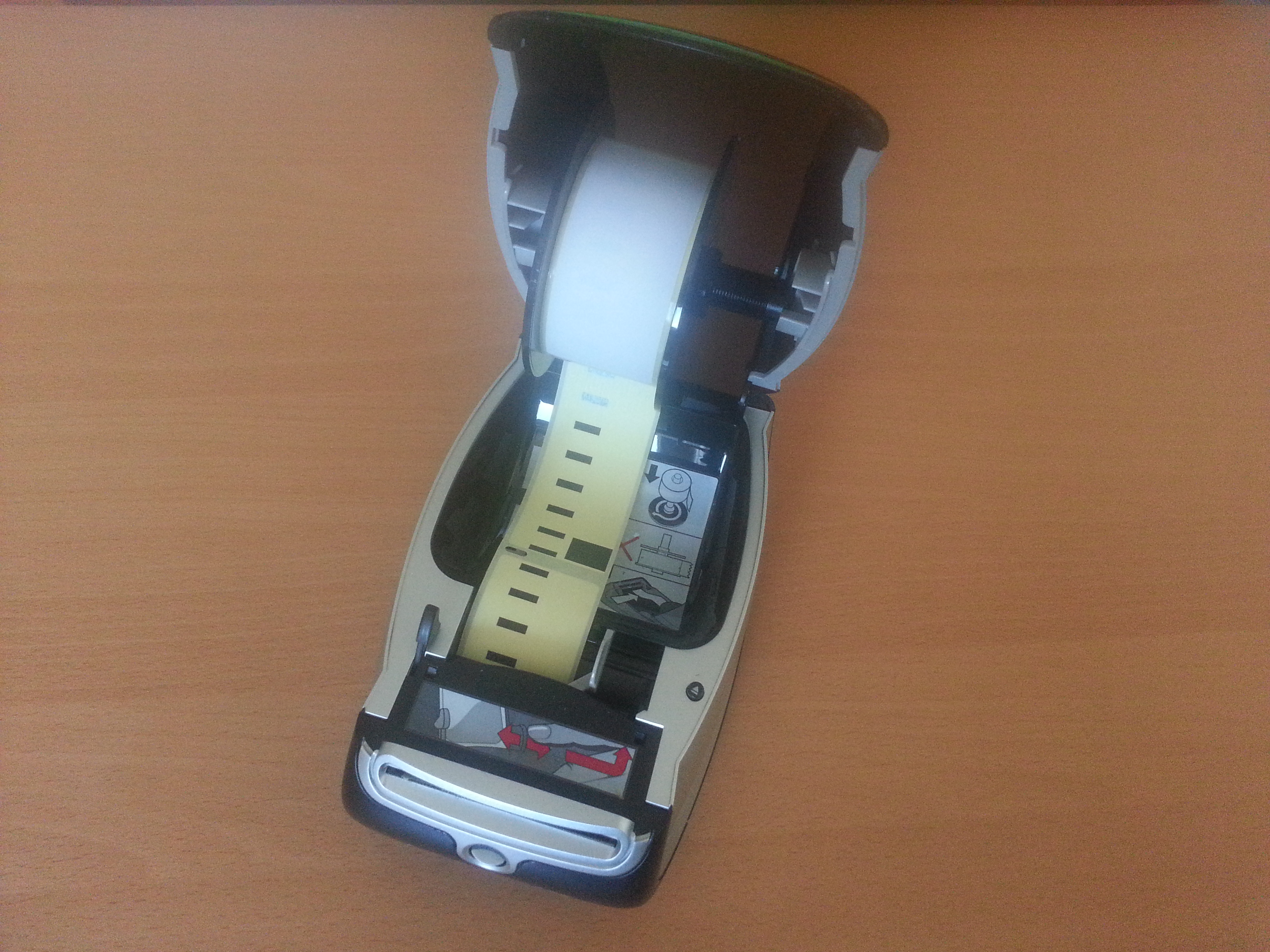 Dymo LabelWriter 450: Etiketten drucken unter Linux mit